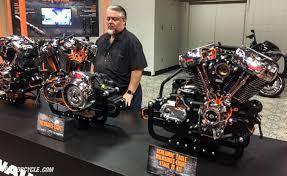 2017 harley davidson milwaukee eight engines tech brief