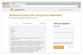 zenefits pricing features reviews u0026 comparison of alternatives