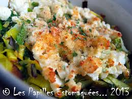 cuisiner poireaux poele poêlée de choux raves poireaux et ail frais gratinée à la fêta