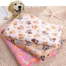 Cute Puppy Beds Aliexpress Com Buy Cute Pet Small Puppy Kitten Warm Paw Print