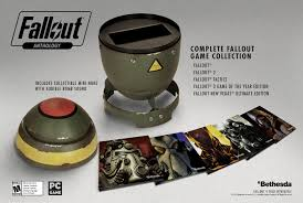 Mature Compilation - fallout anthology will include all five fallout games plus doom