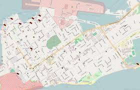 Map Of Key West Florida Document Center City Parking Lots Key West Fl