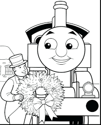 free thomas train coloring pages print toddlers printable