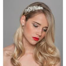 wedding hair bands vintage wedding hair accessories 12 weddings