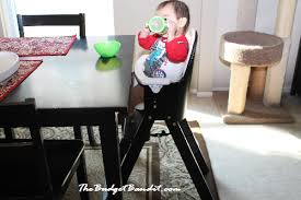 Svan High Chair Svan Baby To Booster Review And Totseat Giveaway Living Chic Mom