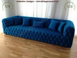blue chesterfield sofa blue chesterfield sofa navy leather bed bomer