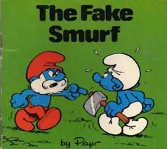 fake smurf story book smurfs wiki fandom powered wikia