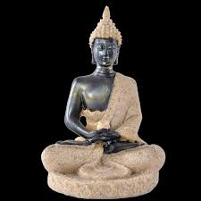 wholesale resin sandstone ornaments craft figurine buddha statues