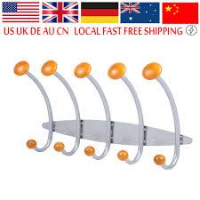 Orange Bathroom Accessories Uk by Online Get Cheap Steel Coat Hooks Aliexpress Com Alibaba Group