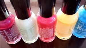 guide for water marbling which nail polishes work best in water