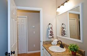 many sizes available white framed bathroom mirror mirrors for