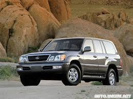 lexus lx 450 hp photos lexus lx 470 at 238 hp allauto biz