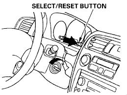 reset maintenance light honda accord i have a 1999 honda accord and the maintenance light is on how do i