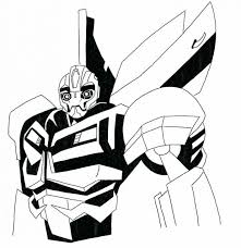 transformers bumblebee printable coloring pages coloring