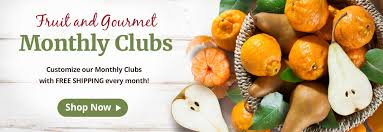 monthly fruit delivery fruit basket gifts and monthly fruit clubs by a gift inside