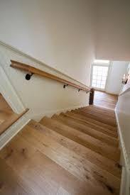 reclaimed white oak stair treads arckie pinterest oak stairs