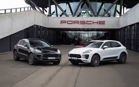 porsche macan 2015 porsche reports record global sales in 2015 macan a clear