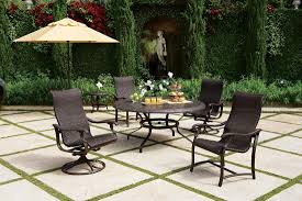 Tropitone Fire Pit by Summer Patio Furniture Spanish Style Outdoor Furniture Cottage