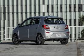mitsubishi mirage hatchback review 2018 mitsubishi mirage affordable fuel efficient