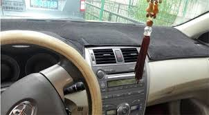 toyota corolla dash mat shop dashmats car styling accessories dashboard cover for