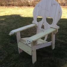 Wooden Skull Chair Wooden Skull Chair Throne By R4repurposed On Etsy 250 00 I Want