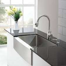 Stainless Steel Apron Front Kitchen Sinks Kitchen Apron Front Kitchen Sink Bar Sink Black Farm Sink
