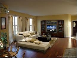 decorating ideas for a family room and kitchen interior modern