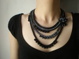 crochet necklace black images Irregular expressions 39 s most interesting flickr photos picssr jpg