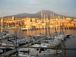 torre greco porto porto di torre greco al tramonto avi