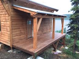 shed style roof building a timberframe shed deck roof white woodworking