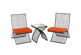 Metal Garden Chairs And Table Balcony Chair And Table Design Ideas For Urban Outdoors
