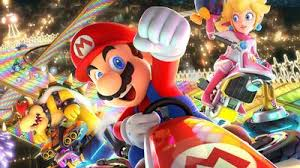 mario kart 8 deluxe nintendo switch bundle outed ign