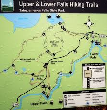 Niagara Falls State Park Map by Focusing On Travel September 2015