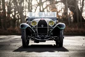 bugatti type 1 fiskens y sus dos joyas del retromobile alfa 8c y bugatti type 55