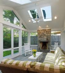 Sunroom Furniture Ideas by Interior Great Looking Sunroom Interiors Design With White