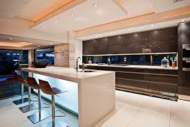 Modern Kitchen With Island Contemporary Modern Kitchen Island Ideas With Lighting 9 For