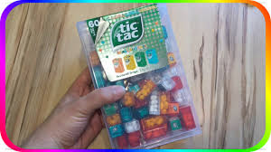 Where To Buy Minion Tic Tacs Giant Tictac Dispenser 60 Tic Tac Mini Boxes Youtube