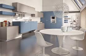 chic contemporary kitchens design
