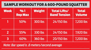 What Is A Good Max Bench Press Squatting 600 Lbs Is Easy Flex Online