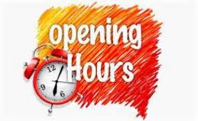 opening hours emerys ltd