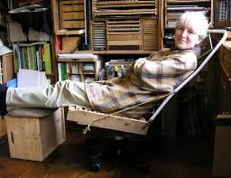 diy ergonomic reclining desk chair bare bones a photo on
