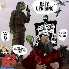 Beta Meme - beta uprising beta uprising know your meme