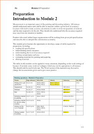 Estimating A Painting by 7 Painting Estimate Template Resumes Word