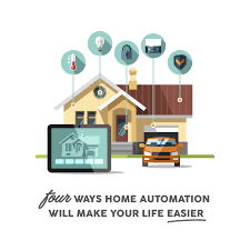 4 ways home automation will make your life easier