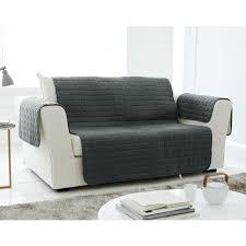 canapé matelassé protège fauteuil et canapé matelassé becquet gris becquet