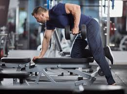 Bench Barbell Row The Essential Guide To Rows Poliquin Article