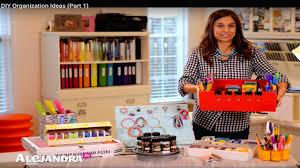 alejandra organization diy organization ideas from youtube s organizational queen alejandra