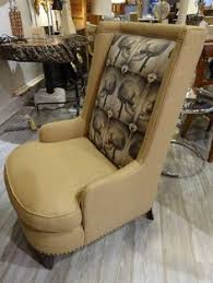 High Armchairs Dansk Vintage Charming High Back U002750s Armchair House And Home