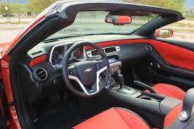 2012 camaro 2ss convertible drive 2012 chevrolet camaro ss and its refreshed interior