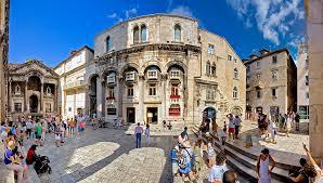 Split by Split Through Culture Vetus Itinera